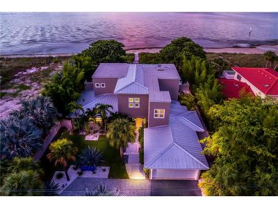 Anna Maria Single Family Home For Sale: 818 South Bay Boulevard