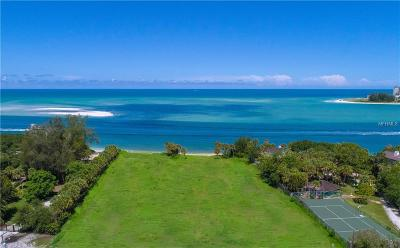 Sarasota FL Residential Lots & Land For Sale: $7,990,000