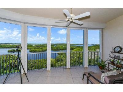 Osprey Condo For Sale: 409 N Point Road #802