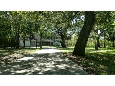 Arcadia Single Family Home For Sale: 1269 Girl Scout Road