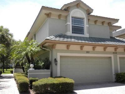 Lakewood Ranch Condo For Sale: 6536 Moorings Point Circle #201