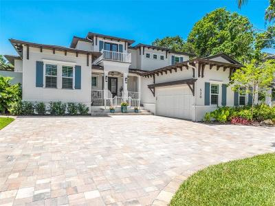 Lakewood Ranch, Lakewood Rch, Lakewood Rn, Longboat Key, Sarasota, University Park, University Pk, Longboat, Nokomis, North Venice, Osprey, Sara, Siesta Key Single Family Home For Sale: 1732 North Drive