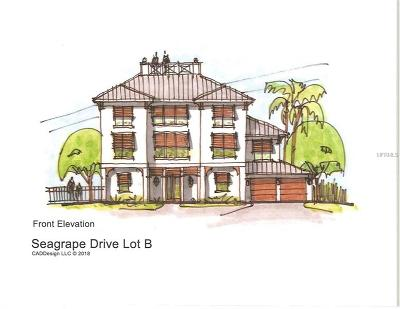 Residential Lots & Land For Sale: 3409 Seagrape Drive