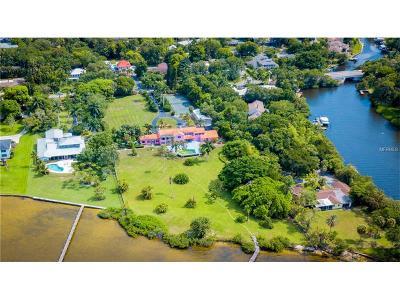 BRADENTON Single Family Home For Sale: 3600 Riverview Boulevard