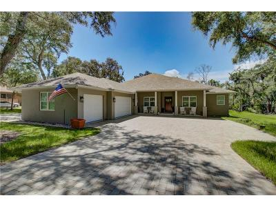 Bradenton Single Family Home For Sale: 6102 9th Avenue Circle NE