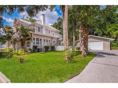 Palmetto Single Family Home For Sale: 307 15th Avenue W