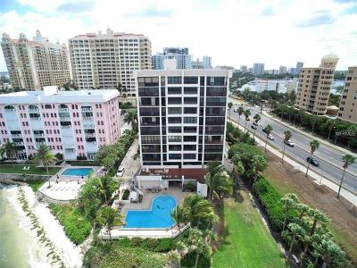 Sarasota Condo For Sale: 11 Sunset Drive #603