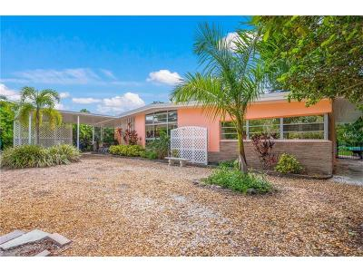 Anna Maria Single Family Home For Sale: 238 Chilson Avenue