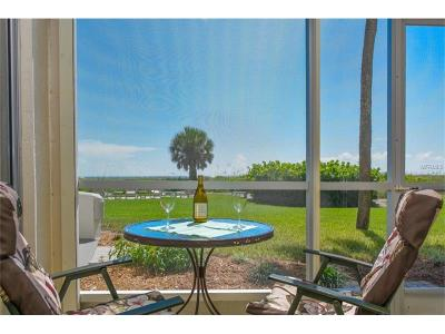 Longboat Key Condo For Sale: 5231 Gulf Of Mexico Drive #105