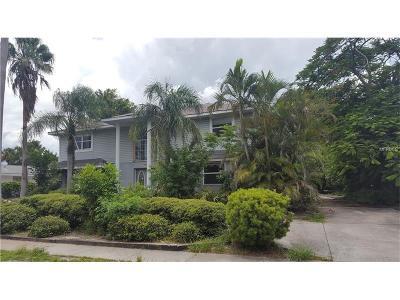 Bradenton Single Family Home For Sale: 712 Hillcrest Drive
