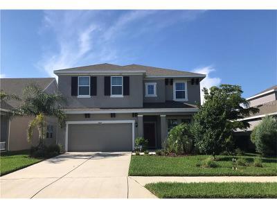 Bradenton Single Family Home For Sale: 4617 Garden Arbor Way