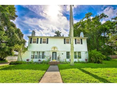 Bradenton Single Family Home For Sale: 319 26th Street W