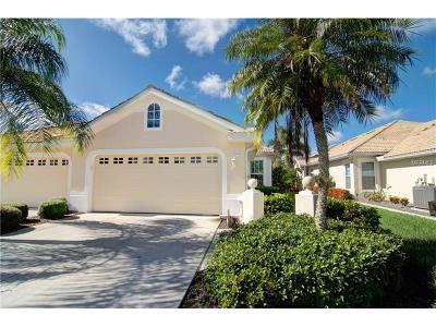 Venice FL Villa For Sale: $274,900