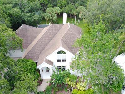 Sarasota Single Family Home For Sale: 4558 Eagle Ridge Lane
