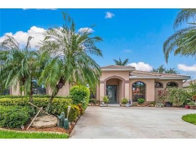 Sarasota Single Family Home For Sale: 2963 Bravura Lake Drive