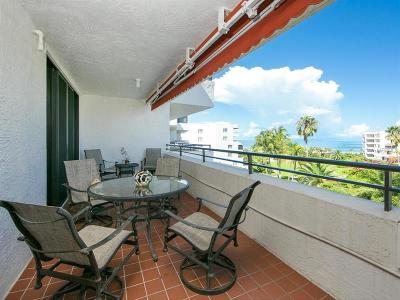Longboat Key Condo For Sale: 1445 Gulf Of Mexico Drive #405
