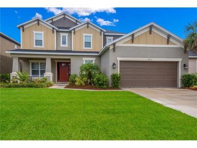 Bradenton Single Family Home For Sale: 4613 Arbor Gate Drive