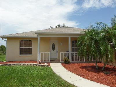 Myakka City Single Family Home For Sale: 26815 Crosby Road
