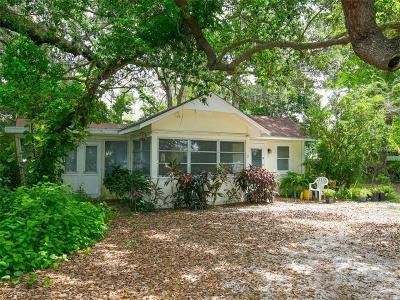 Sarasota Single Family Home For Sale: 2813 Maiden Lane