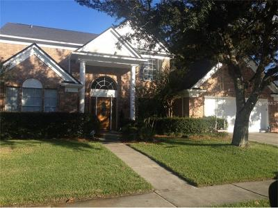 Oviedo Single Family Home For Sale: 3953 Carnaby Drive