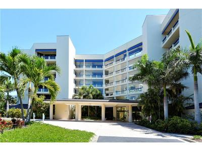 Longboat Key Condo For Sale: 2110 Harbourside Drive #551