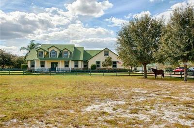 Deltona Single Family Home For Sale: 1822 Sweetwater Bend