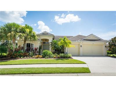 Lakewood Ranch Single Family Home For Sale: 6718 Ladyfish Trail