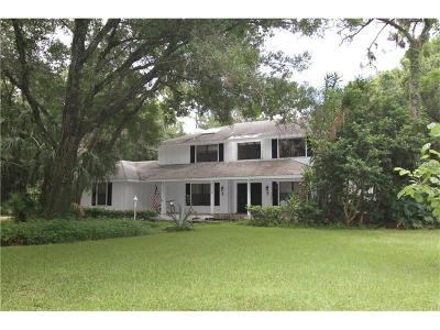 Sarasota Single Family Home For Sale: 7030 Wild Horse Circle