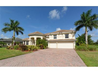 Bradenton Single Family Home For Sale: 522 Country Meadows Way