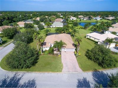 Bradenton Single Family Home For Sale: 14742 2nd Avenue Circle NE