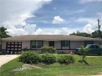 Palmetto Single Family Home For Sale: 1706 17th Avenue Drive E
