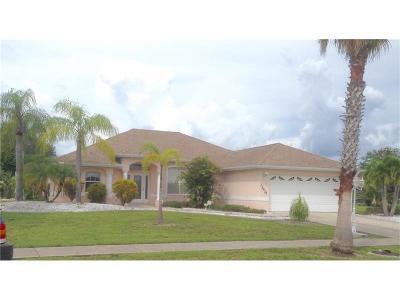 Port Charlotte Single Family Home For Sale: 13432 Buckett Circle