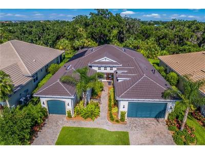 Bradenton Single Family Home For Sale: 906 Riverscape Street