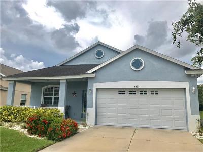 Palmetto Single Family Home For Sale: 3412 70th Glen E