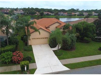 Sarasota Single Family Home For Sale: 4911 Sabal Lake Circle