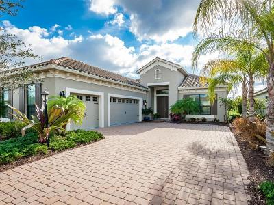 Lakewood Ranch Single Family Home For Sale: 14906 Castle Park Terrace
