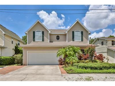 Tampa Single Family Home For Sale: 3223 W Villa Rosa Street
