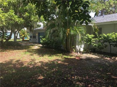 Nokomis Single Family Home For Sale: 504 Canal Way