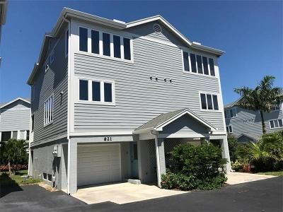 Longboat Key, Longboat Condo For Sale: 821 Evergreen Way #38