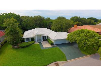 Sarasota Single Family Home For Sale: 8506 Cypress Hollow Drive