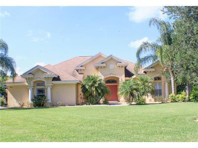 Parrish Single Family Home For Sale: 3862 155th Avenue E
