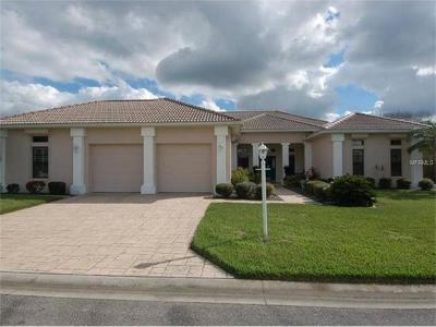 Punta Gorda Single Family Home For Sale: 26221 Seminole Lakes Boulevard