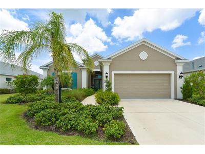 Bradenton Single Family Home For Sale: 4621 Claremont Park Drive