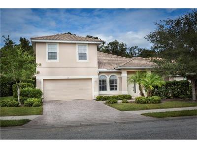 Bradenton Single Family Home For Sale: 412 Golden Harbour Trail