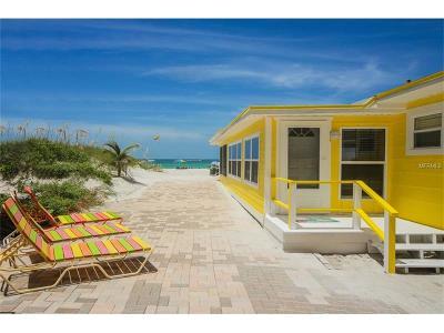 Holmes Beach Single Family Home For Sale: 2806 Avenue E