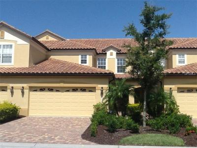 Lakewood Ranch Townhouse For Sale: 8218 Miramar Way