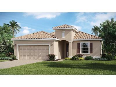 Bradenton Single Family Home For Sale: 6517 Willowshire Way