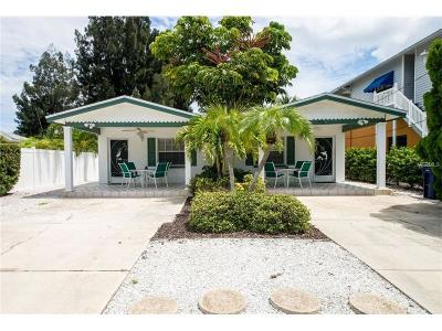 Anna Maria Multi Family Home For Sale: 706 Rose Street #A