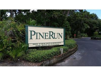 Osprey Condo For Sale: 701 Pine Run Drive #701