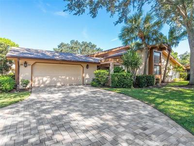 Sarasota Villa For Sale: 5677 Pipers Waite #41